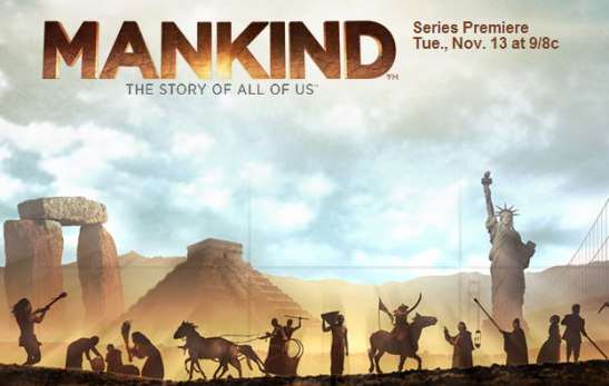 Mankind: The Story of Us All