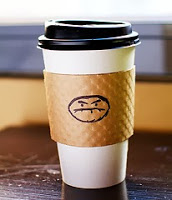 grumpy coffee cup