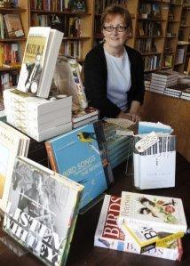 Margot Sage-El, owner of Watchung Booksellers in Montclair, NJ.